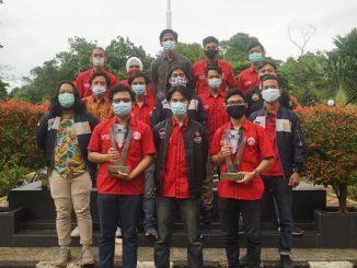 Salah satu tim mahasiswa Indonesia di Shell Eco-Marathon (SEM) Off-Track 2021