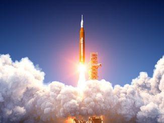 roket luar angkasa, roket tanpa awak, roket jatuh, roket long march 5B,