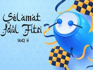 Ilustrasi: Perayaan Idul Fitri 2021. (KalderaNews.com/repro:y.prayogo)