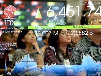 Ilustrasi: Pasar modal di Indonesia. (KalderaNews.com/Ist.)