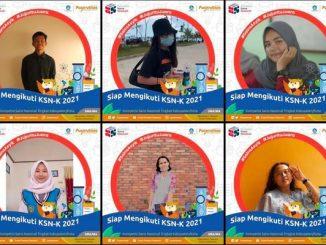 Kesiapan peserta KSN-K Jenjang SMA/MA 2021