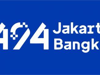 Logo HUT Jakarta 494 tahun 2021. (KalderaNews.com/Ist.)