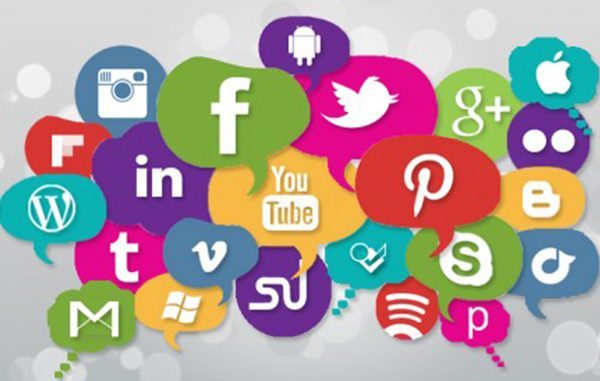 Ilustrasi: Logo media sosial. (KalderaNews.com/Ist.)