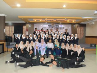 Mahasiswa Prodi Kesehatan Universitas Duta Bangsa Solo