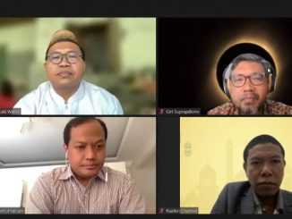 "Paramadina Public Policy Institute mengadakan diskusi ""Pengkerdilan KPK & Membaca Arah Politik Anti-Korupsi di Indonesia"". (KalderaNews.com/Dok. Univ.Paramadina)"