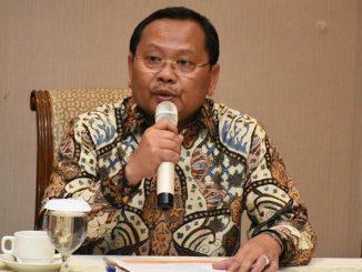 Rektor Universitas Pamulang (Unpam), Dr. E. Nurzaman, M.Si