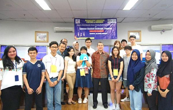 Sebelas mahasiswa Universitas Esa Unggul lolos program Indonesian International Student Mobility Awards (IISMA). (KalderaNews.com/Dok.UEU)
