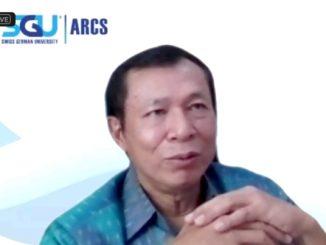 Sekretaris Eksekutif I Komite Penanganan Covid-19 dan Pemulihan Ekonomi Nasional (KPCPEN) Raden Pardede. (KalderaNews.com/y.prayogo)