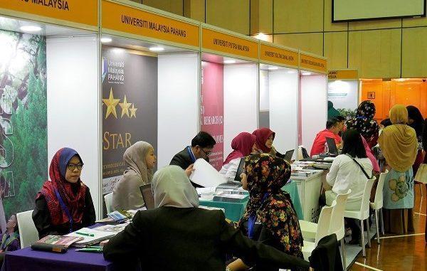 """Pameran pendidikan bertajuk """"Ayo Kuliah di Malaysia"""" di Kedutaan Besar Malaysia di Jakarta, Sabtu-Minggu, 13-14 Oktober 2018"""