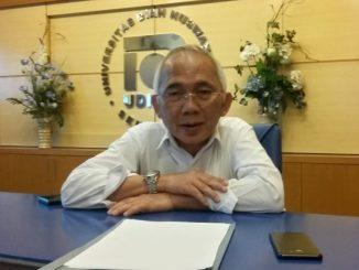 Rektor Udinus, Edi Noersasongko (KalderaNews.com/Ist.)