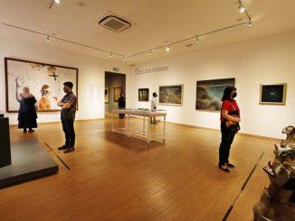 Galeri Nasional Indonesia jakarta
