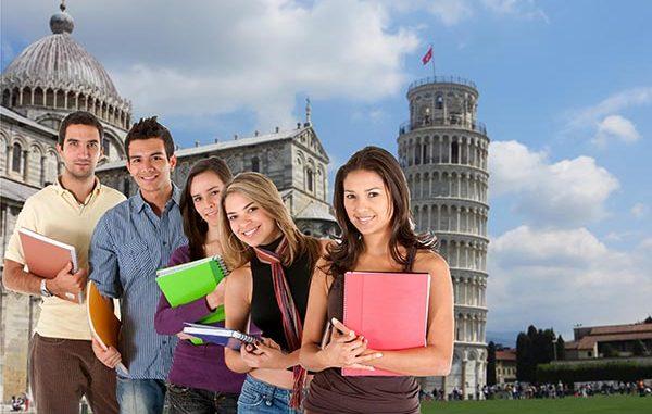 Ilustrasi: Mahasiswa di Italia. (KalderaNews.com/repro y.prayogo)