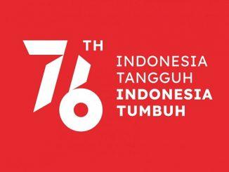 Logo HUT ke-76 Kemerdekaan RI