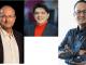Direktur Nuffic Neso Indonesia, Peter van Tuijl, Direktur European Centre on Privacy and Cybersecurity (ECPC), Universitas Maastrich di Belanda, Cosimo Monda dan Direktur Jenderal Aplikasi Informatika, Kemkominfo, Semuel Abrijani Pangerapan