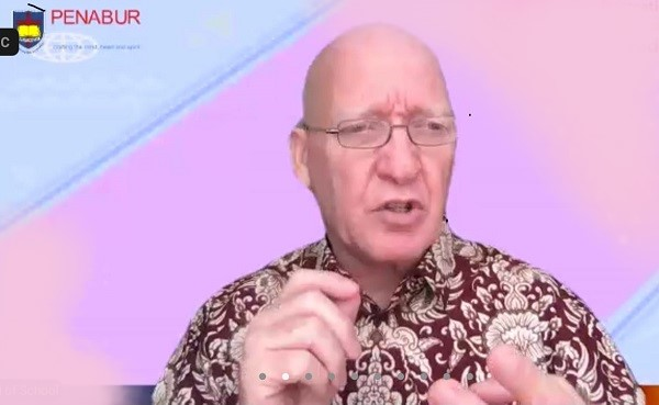 Head of School Internasional Division BPK PENABUR Jakarta Philip Myers