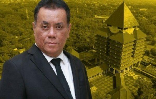 Rektor Universitas Indonesia, Prof. Ari Kuncoro, S.E., M.A., Ph.D yang juga wakil komisaris di Bank Rakyat Indonesia (BRI). (KalderaNews.com/Ist.)