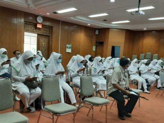 Universitas Aisyiyah Yogyakarta mengirimkan Relawan Kesehatan untuk Membantu Penanganan Pandemi di RS Sarjito