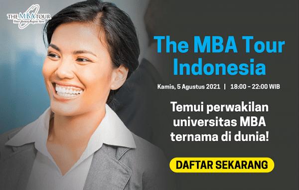 Virtual The MBA Tour Indonesia 2021