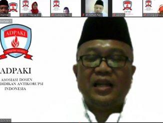 Ketua Umum Asosiasi Dosen Pendidikan Antikorupsi Indonesia (ADPAKI) Periode 2021-2024, Yusuf Kurniadi, S.Sn., M.I.K