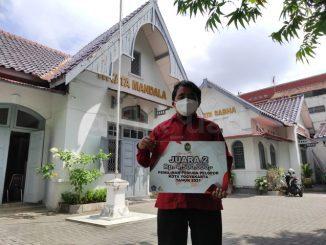 Aditya Rosyady peraih juara II Pemuda Pelopor Bidang Inovasi Teknologi Kota Yogyakarta Tahun 2021. (KalderaNews.com/Foto.Ist)