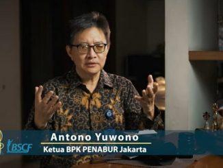 Ketua BPK PENABUR Jakarta, Ir. Antono Yuwono.. (KalderaNews.com/Dok.BPK PENABUR)