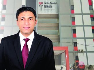 Rektor Institut Teknologi Purwokerto (ITTP) masa jabatan 2021-2025, Dr. Arfianto Fahmi, S.T., M.T. (KalderaNews.com/repro: y.prayogo)