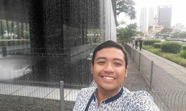 Lulusan D4 Politeknik Negeri Malang (Polinema), Yesaya Galatia Maranatha