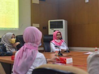 Dinas Pendidikan dan Kebudayaan (Dikbud) Kota Bukittinggi, Provinsi Sumatra Barat melakukan studi tiru dan observasi ke Dinas Pendidikan (Dispendik) Kota Surabaya, Rabu, 22 September 2021