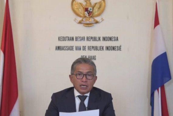 Duta Besar Luar Biasa dan Berkuasa Penuh Republik Indonesia untuk Kerajaan Belanda, Mayerfas