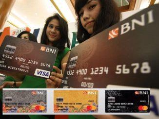 Jenis Kartu ATM Bank Nasional Indonesia - BNI