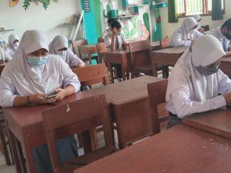 PTM Terbatas di Batang, Jawa Tengah