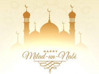 Ilustrasi: Perayaan Maulid Nabi Muhammad SAW. (KalderaNews.com/Ist.)