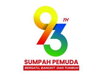 Logo Hari Sumpah Pemuda 2021. (KalderaNews.com/Dok.Kemenpora)