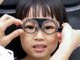 Mata Minus Anak-anak